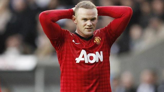 'Rooney ile sorun yok'
