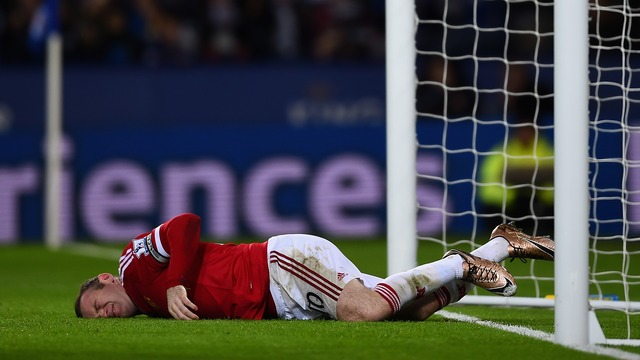 United'da Rooney depremi!