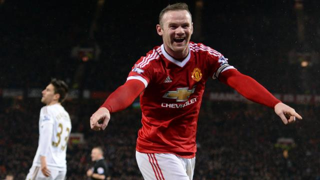 Rooney'nin 6 golü kaldı
