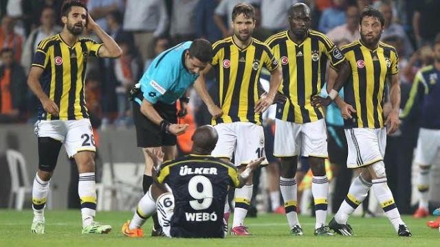 Fenerbahçe'de beş ayrılık