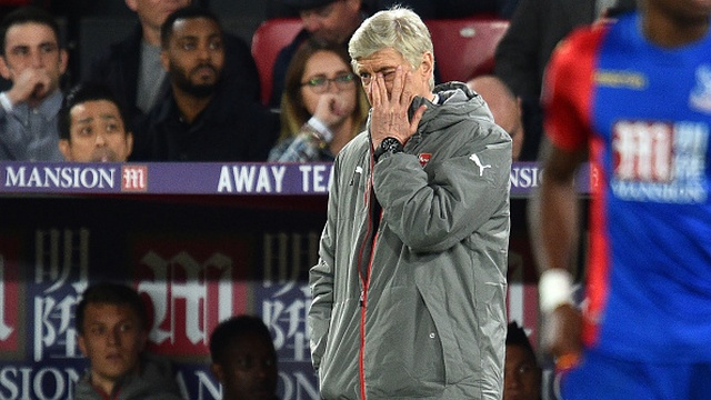 Wenger ayrılığı düşünmüş