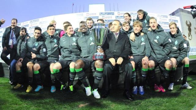 Tuttur.com Cup'ta Bremen Şampiyon