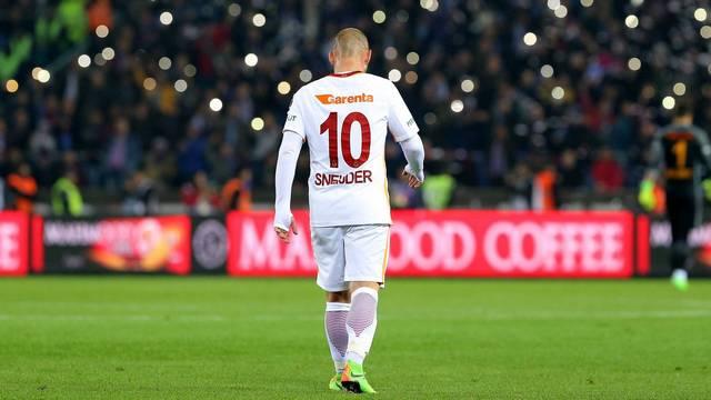 Ve Sneijder gitti...