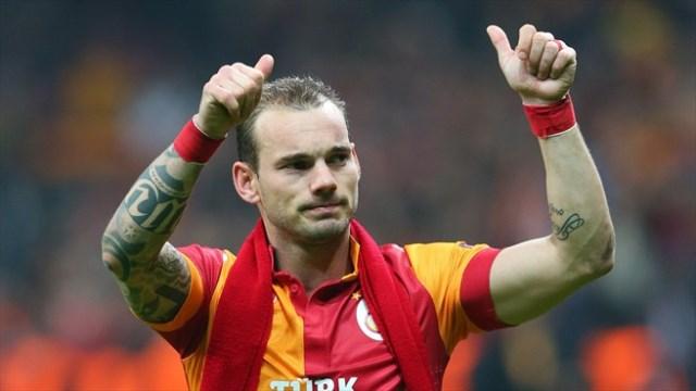 Maçın Adamı Sneijder