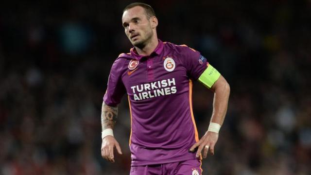 Sneijder: Galatasaray parayı ödedi