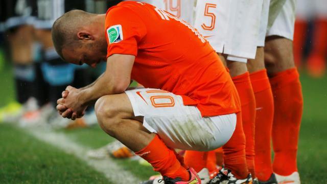 Sneijder: Nefret ediyorum