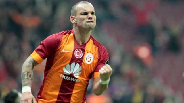 Sneijder için özel bir maç