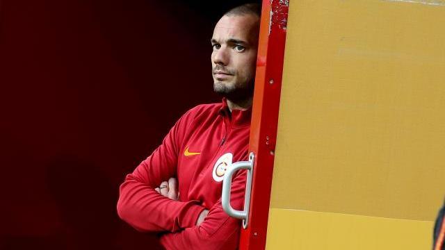 Sneijder'den ilk açıklama