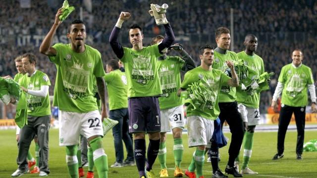 Dortmund'un rakibi Wolfsburg oldu