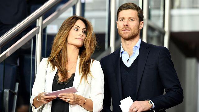 'Xabi Alonso'nun karısına aşık oldum'