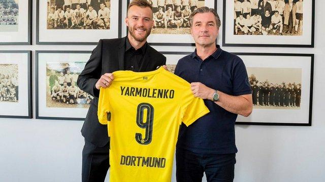 Dortmund onu aldı, Emre'nin formasını giydi