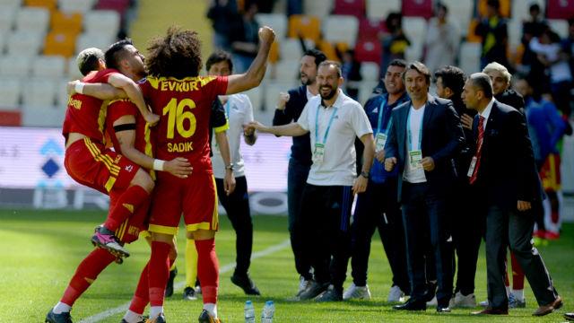 Yeni Malatyaspor fark attı