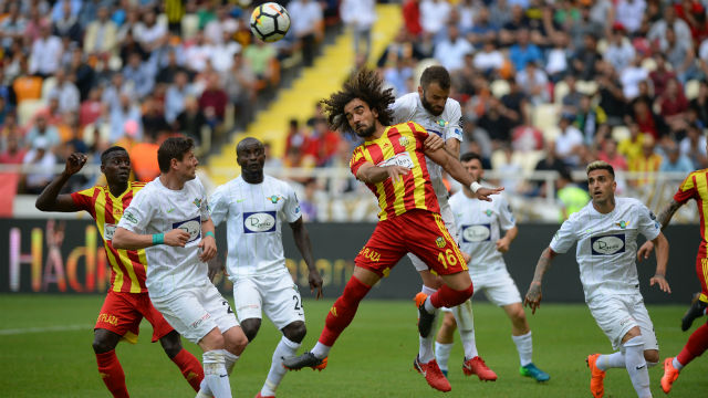 Yeni Malatyaspor ve Akhisarspor yenişemedi