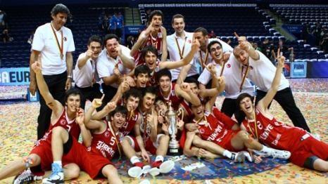 A Milli Erkek Basketbol Takımı, Super Cupta şampiyon oldu 53
