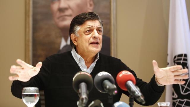 Adana Demirspor'dan Yılmaz Vural'a tepki