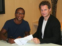 Brezilya'lı Yıldız Hamburg'la İmzaladı