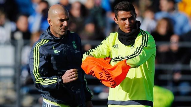 Zidane'a göre en iyisi...