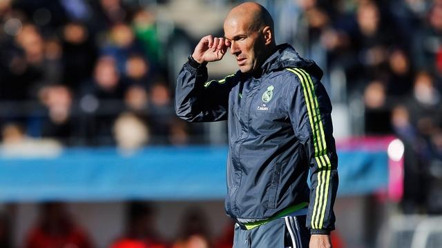 Zidane: Kabul etmesi zor...