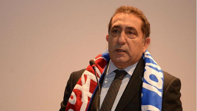 Karabükspor'un yeni başkanı Ziya Ünsal oldu