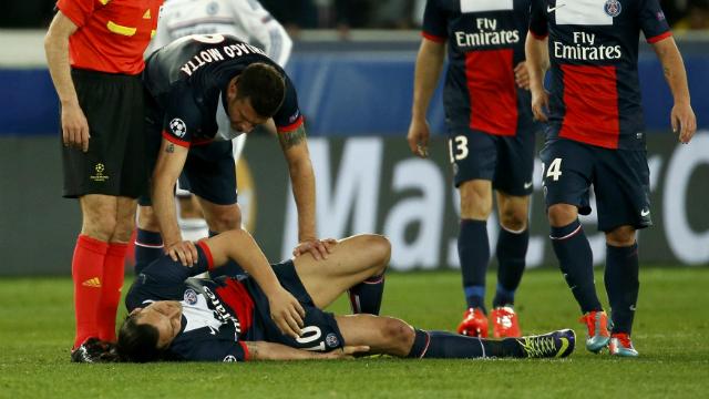 Ibrahimovic şoku
