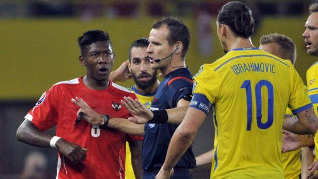 Ibrahimovic: 40 maç ceza almalıyım