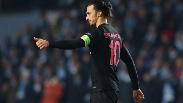 Ibrahimovic yuvasında tarihe geçti