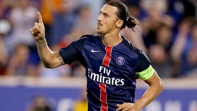 Ibrahimovic'in gözü iki rekorda