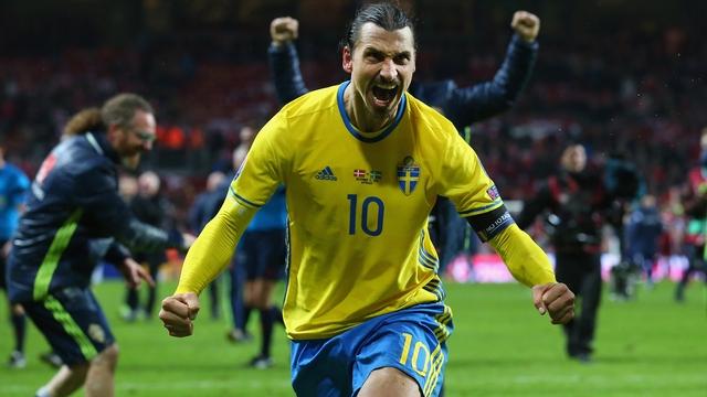İsveç bileti Ibra ile aldı
